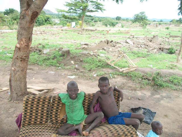 NIGERIA: A STITCH IN TIME