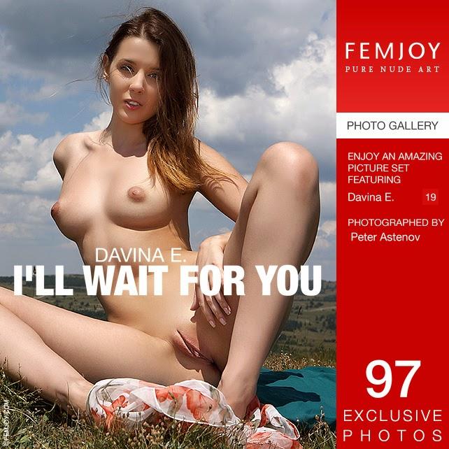 Femjoy 2014-10-14 Davina E - I'll Wait For You 10120