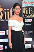 Amyra Dastur in White Deep neck Top and Black Skirt ~  Exclusive 019.JPG