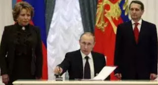Russia's President Vladimir Putin has endorsed an agreement for the establishment of a free trade zone between Iran and the Eurasian Economic Union (EEU).