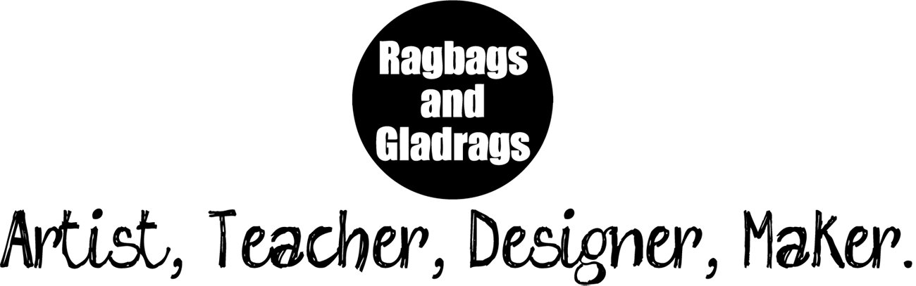 ragbags and gladrags - Made by the Sea