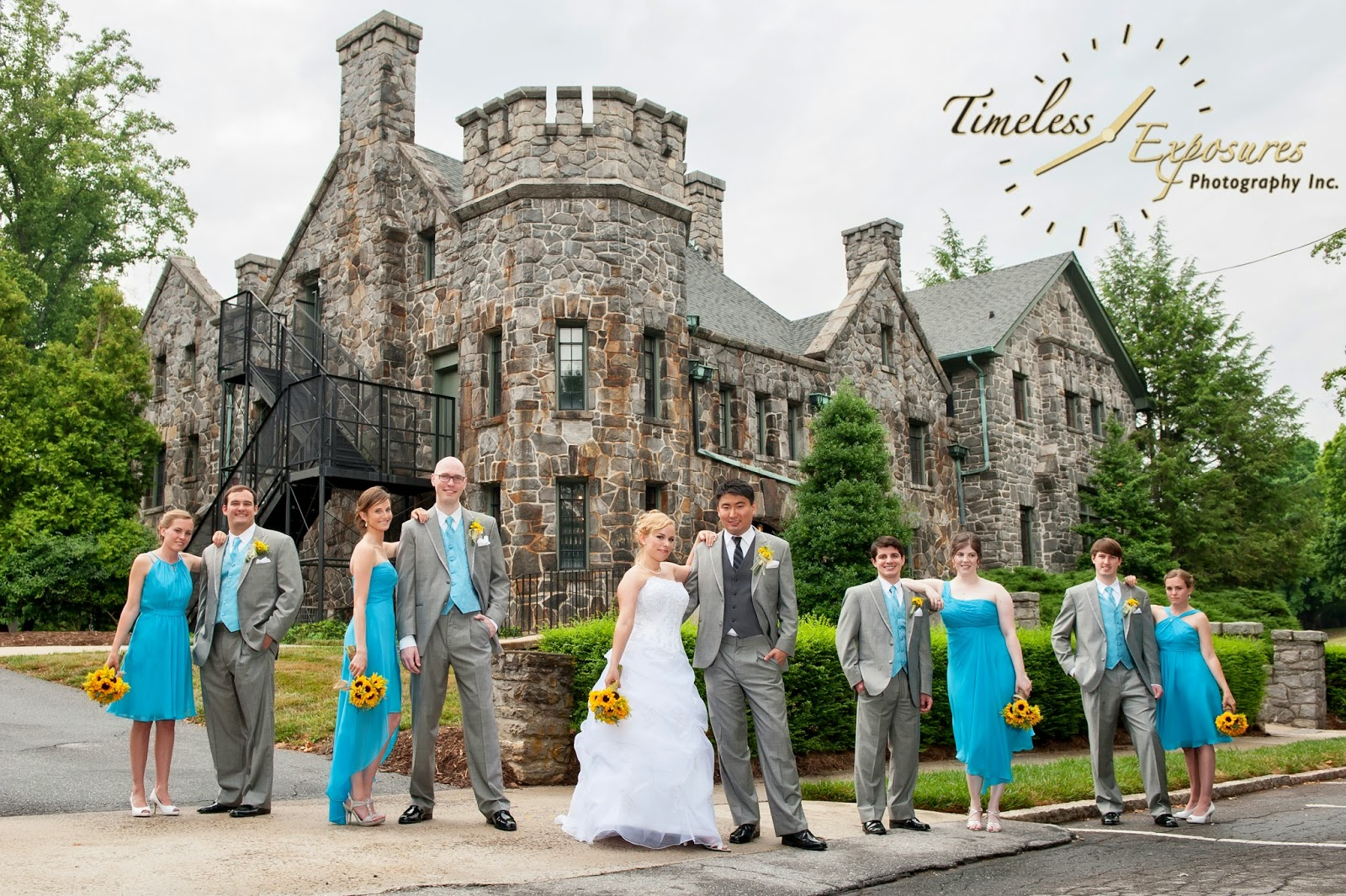 Wedding Photography Asheville Nc: Timeless Exposures Photography, Inc.: Mandy + Shawn