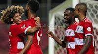 الوحدة يتغلب على فريق العدالة في الجولة 11 ويتصدر الدوري السعودي للمحترفين