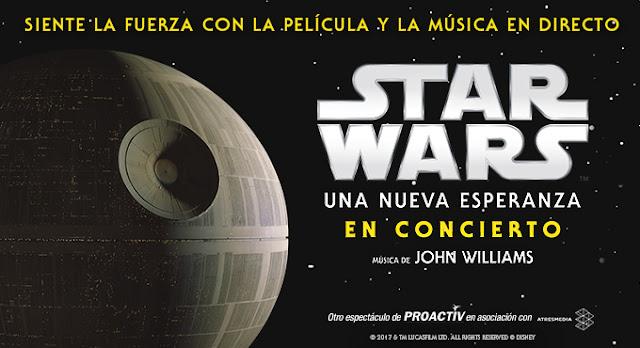 Star Wars en concierto