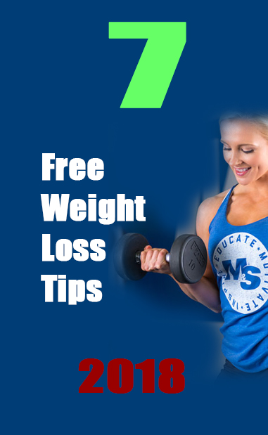 7 free weight loss tips