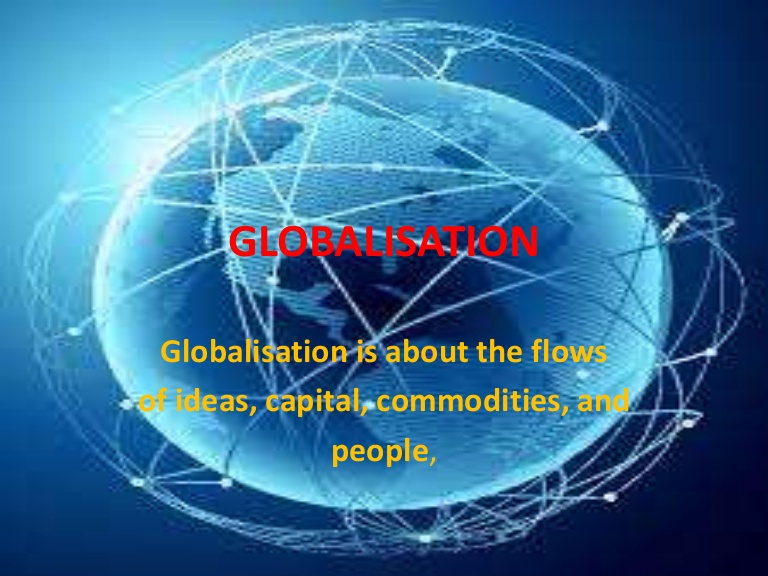 globalisation in trade Ushered in with this new era are dynamic trends toward globalization, the proliferation of trade agreements and the resulting emergence of competing trade blocs that are taking us by storm.
