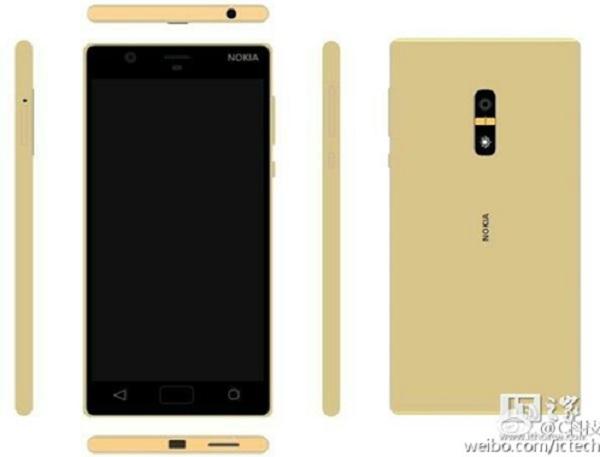 Nokia D1C tiếp tục lộ ảnh render