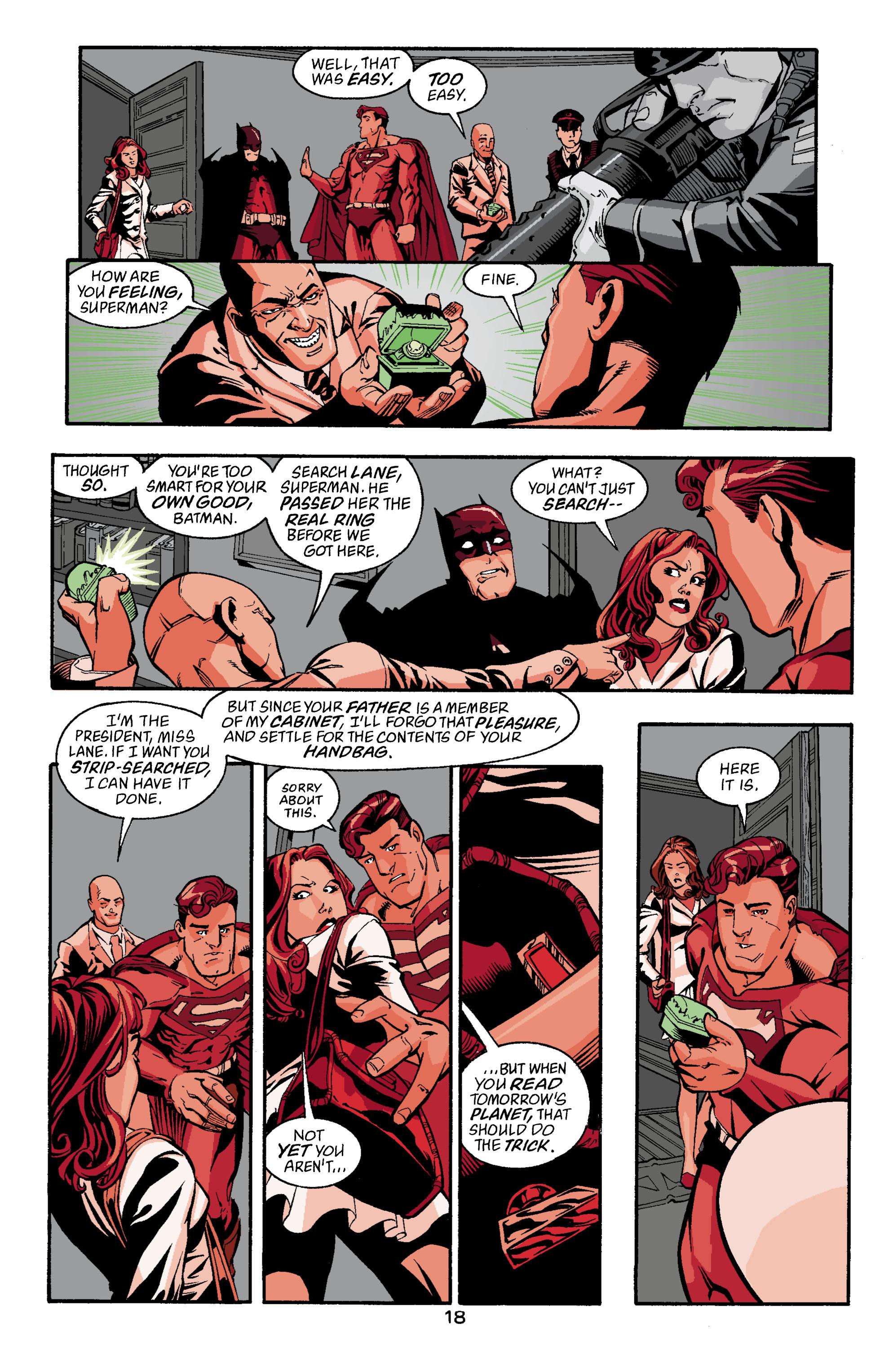 Detective Comics (1937) 756 Page 18