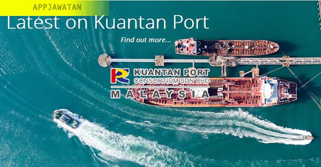 Jawatan Kosong di Kuantan Port