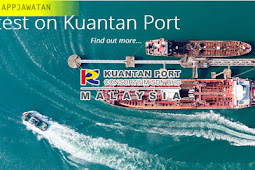 Jawatan Kosong di Kuantan Port - 24 Februari 2019