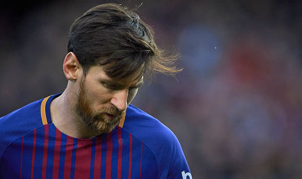 Messi uncovers how he inject himself consistently evry night