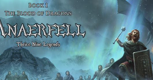Book Spotlight: Anaerfell by Joshua Robertson and J.C. Boyd