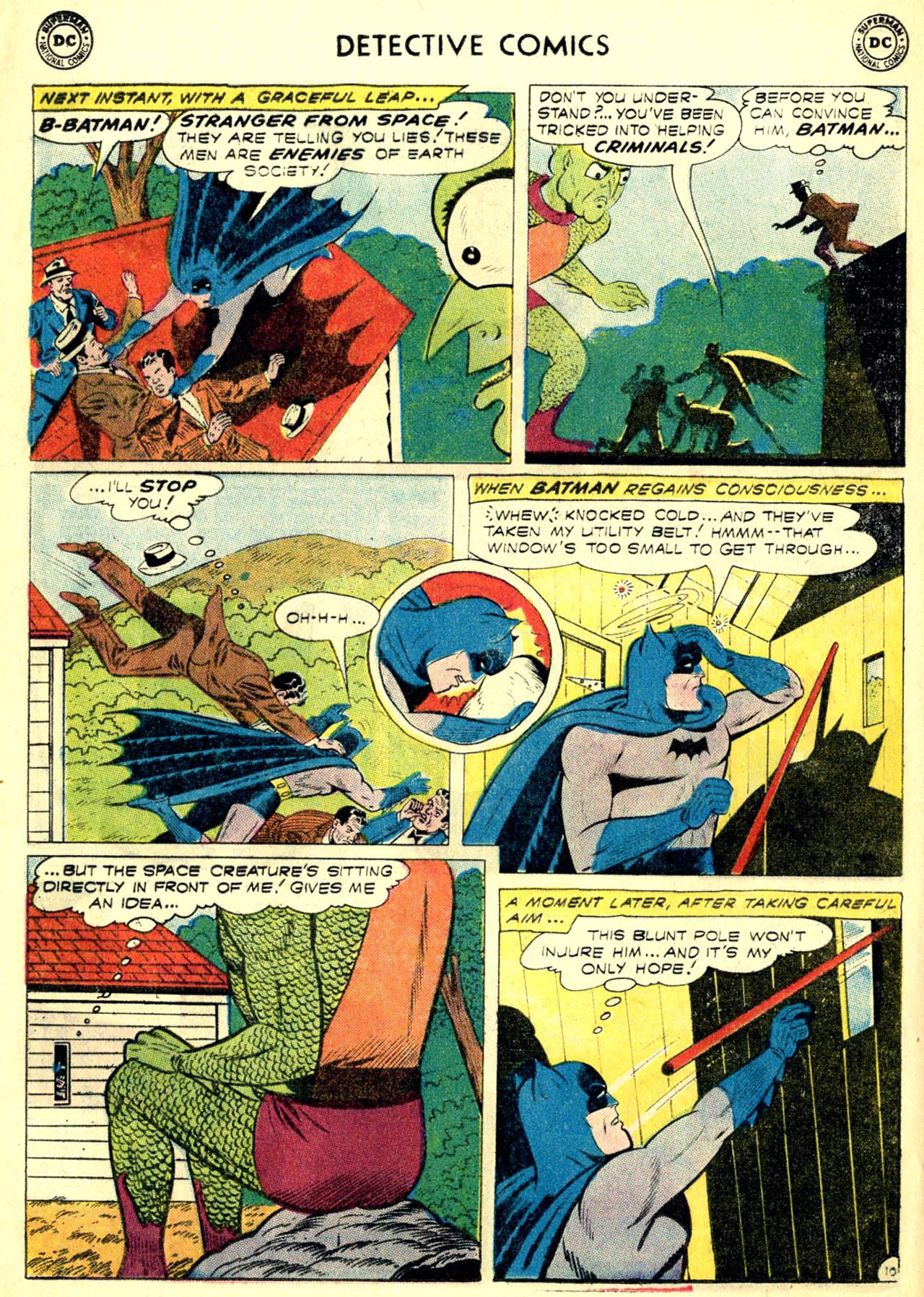 Read online Detective Comics (1937) comic -  Issue #270 - 12