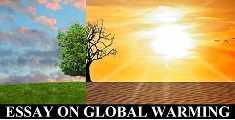 Essay on GLOBAL WARMING for Class 6, 7, 8, 9, 10