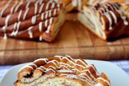 Best Cinnamon Roll Couronne Recipe