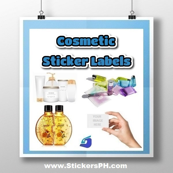 Cosmetic Sticker Labels Philippines