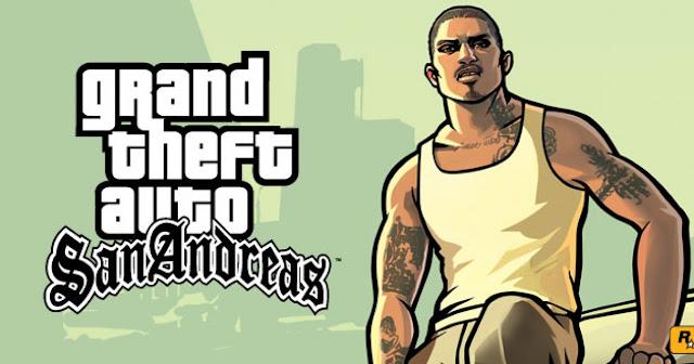 تحميل لعبه جاتا سان اندرس مجانا برابط واحد Download GTA San Andreas Free