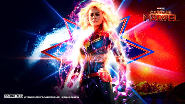 Captain Marvel Fantasy Art Wallpapers Hd Desktop And: Marvel Spoiler Oficial