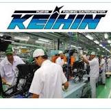 Lowongan Kerja PT. Keihin Indonesia (Industry) Manufacturing Otomotif 2017