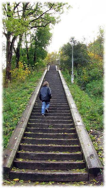 stairs Göteborg