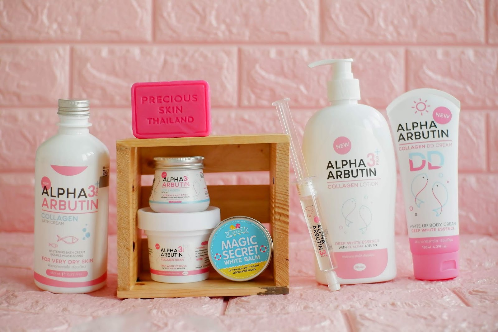 lotion alpha arbutin
