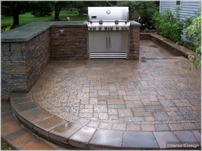 Great Patio Design Ideas Side and Backyard Decorating Ideas 2