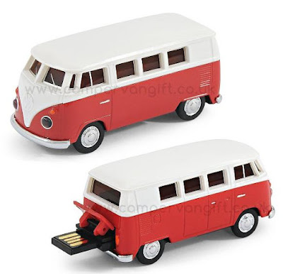 VW Campervan USB Stick