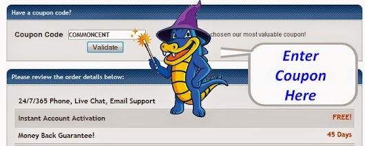 Hostgator Coupon Code September 2014