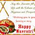 Happy Navratra 2017 shubh muhurat Chaitriya  navratri ghatasthapana Timing