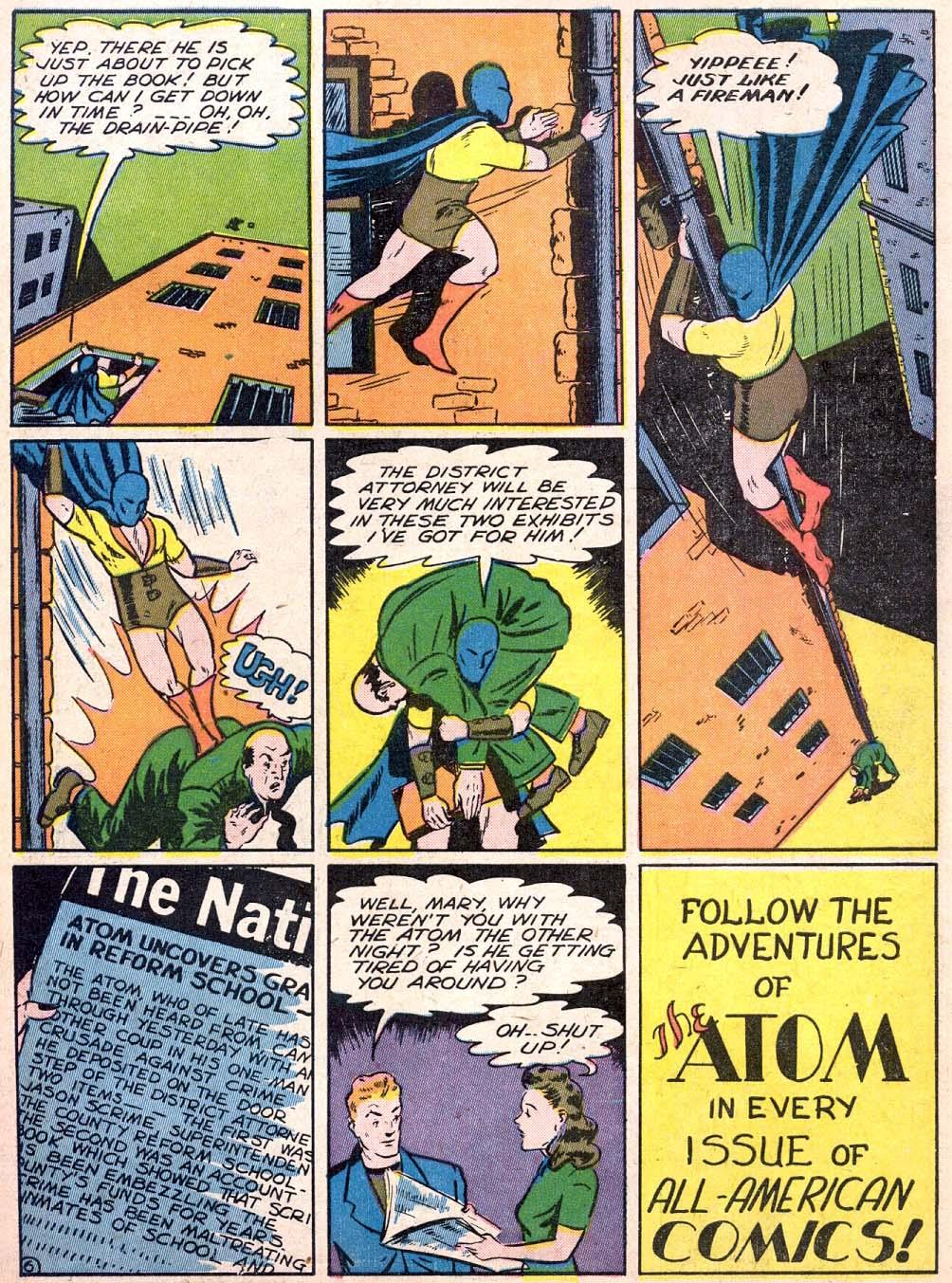 Read online All-American Comics (1939) comic -  Issue #30 - 58