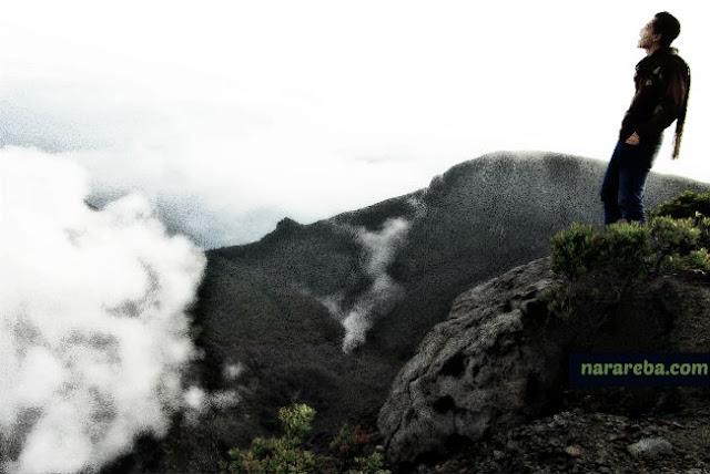 Salah Mendaki Ke Gunung Gede