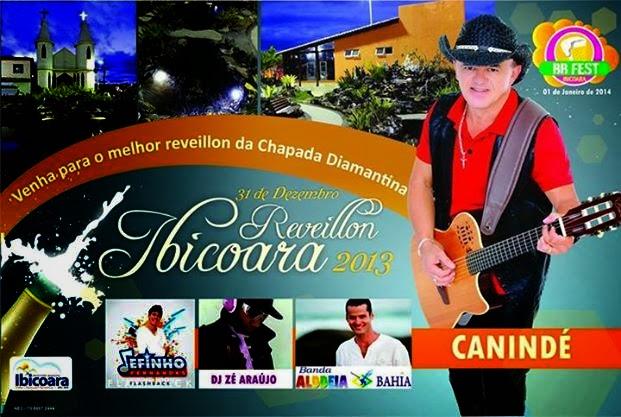 Réveillon em Ibicoara 2014