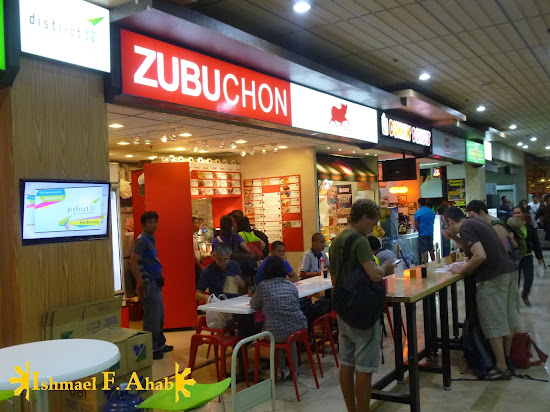 Zubuchon in Mactan Cebu International Airport