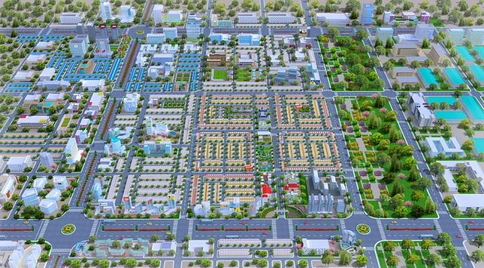 Mở Bán Dự Án Mega City 2 Nhơn Trạch, Đồng Nai