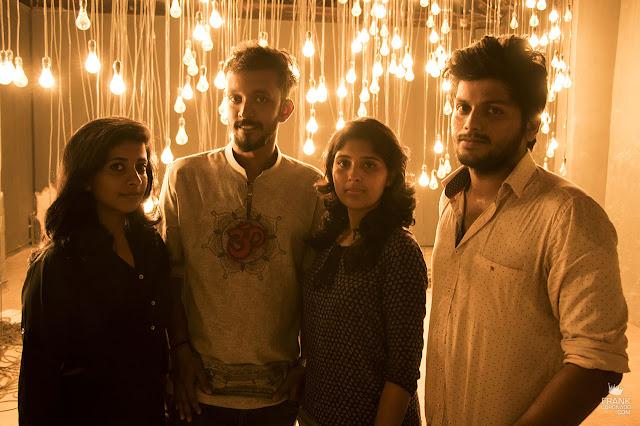 jovenes de kerala india