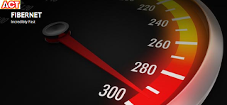 ACT FUP and Speed Limit increased Across all Fibernet Plans
