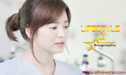 Song Hye-Kyo is a South Korean Model and Actress