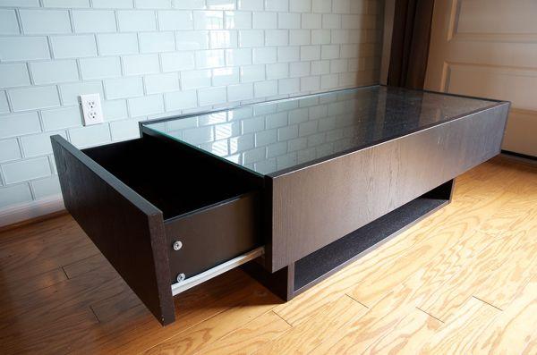 Ikea Drawers With Glass Top  Nazarm.com