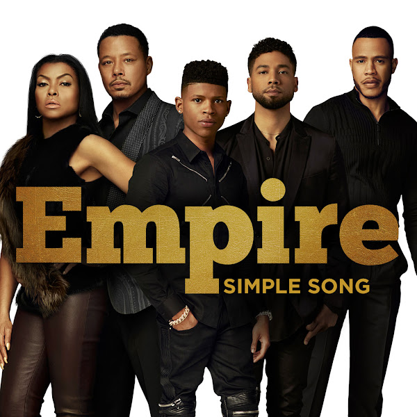Empire Cast - Simple Song (feat. Jussie Smollett & Rumer Willis) - Single Cover
