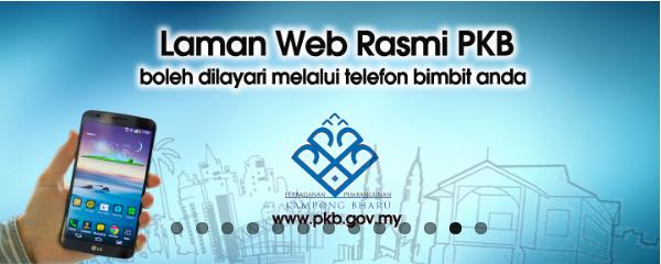 Rasmi - Jawatan Kosong di (PKB) Perbadanan Pembangunan Kampong Bharu Terkini 2019