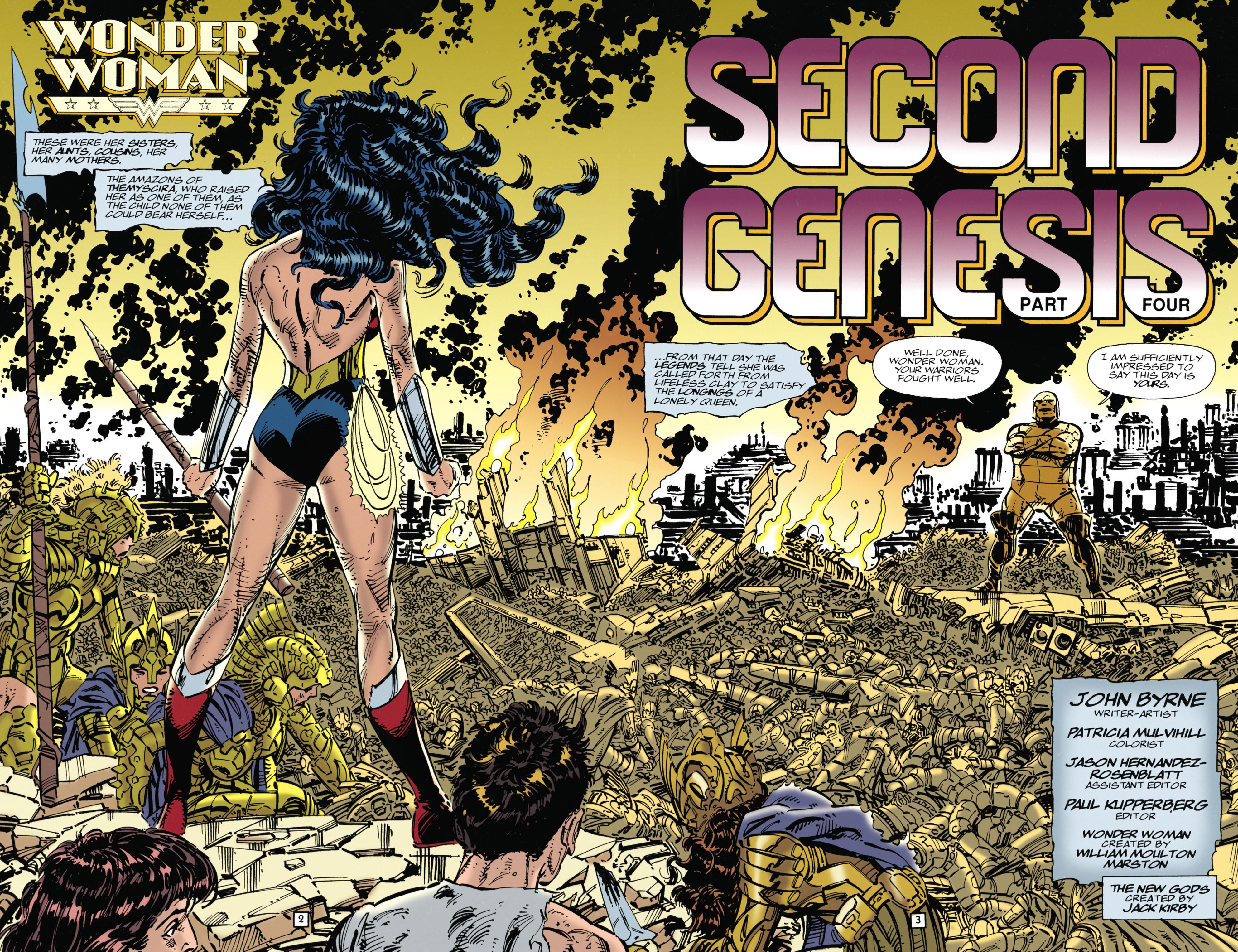 Read online Wonder Woman (1987) comic -  Issue #104 - 3