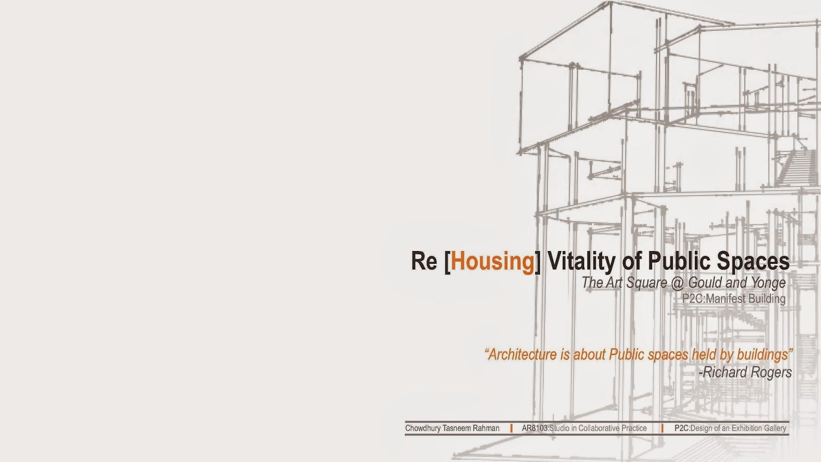 Ryerson Architecture Graduate Studio 2015: P2C final