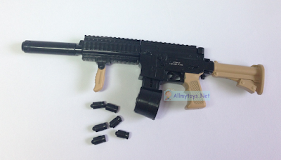 Mini Toy Gun assembled and shoot like real 1