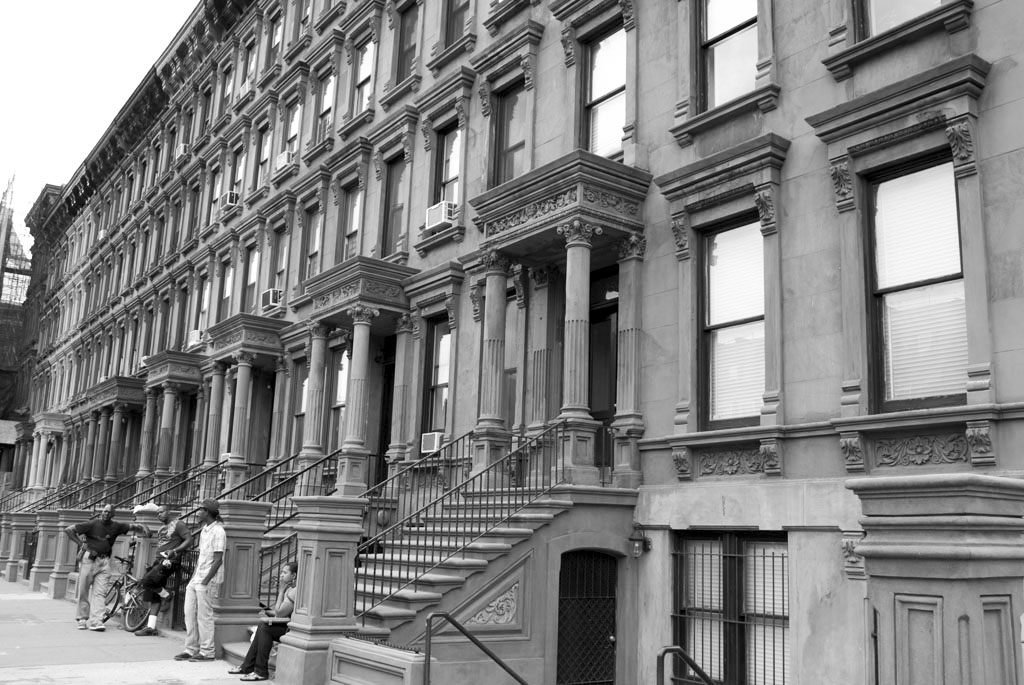 harlem borough new york