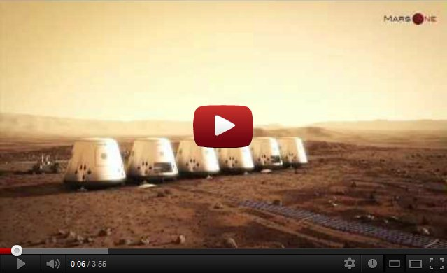 MFS-Viral Vids: Mars One Introduction Film