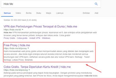 Cara Membuka Situs Yang Diblokir Oleh Google 100% berhasil