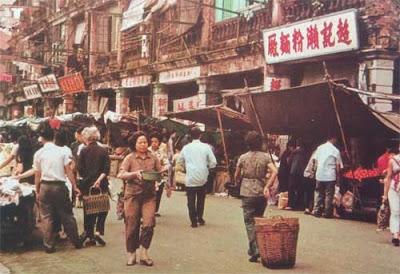 Foto Kota di Hong Kong