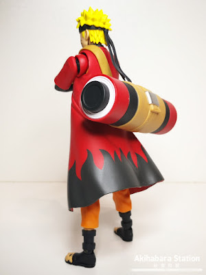 "Figuras: Review del S.H.Figuarts ""Naruto Uzumaki - Sage / Sennin Mode Advanced Version"" de Tamashii Nations."