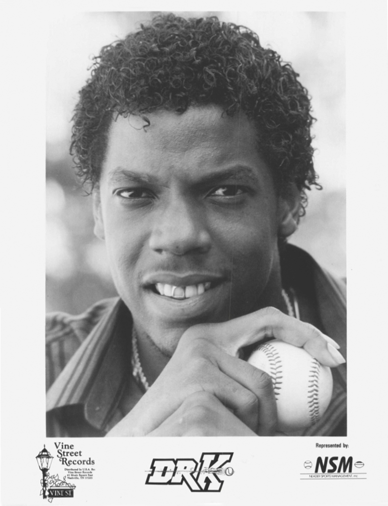Doc Gooden Dr. K Publicity Photo