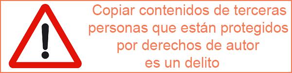¿Cómo evitar que copien el contenido de un blog?